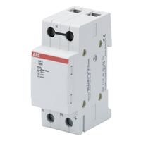 2CTB815101R0500 - Ограничитель перенапряжения OVR T1 100 N