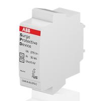 2CTB803876R0000 - УЗИП OVR T2-T3 N 80-275 C QS картридж