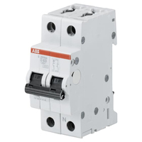 2CDS251103R0981 - Автоматический выключатель 1P+N S201 D0.5NA