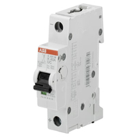 2CDS271061R0158 - Автоматический выключатель 1P S201M Z0,5UC