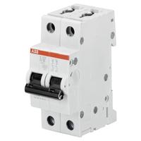 2CDS252001R0065 - Автоматический выключатель 2P S202 B6