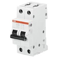 2CDS252001R0157 - Автоматический выключатель 2P S202 K0.5