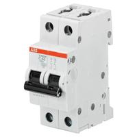 2CDS272001R0981 - Автоматический выключатель 2P S202M D0.5
