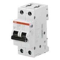 2CDS272061R0158 - Автоматический выключатель 2P S202M Z0,5UC