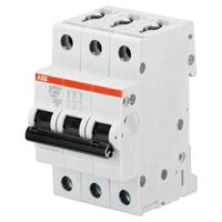 2CDS273001R0984 - Автоматический выключатель 3P S203M C0.5