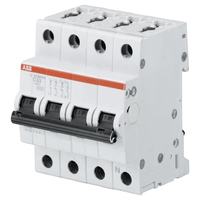 2CDS273103R0984 - Автоматический выключатель 3P+N S203M C0.5NA