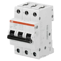 2CDS273061R0158 - Автоматический выключатель 3P S203M Z0,5UC
