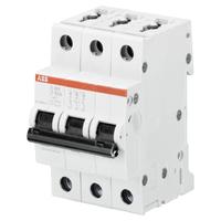 2CDS253001R0158 - Автоматический выключатель 3P S203 Z0.5