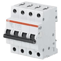 2CDS253103R0158 - Автоматический выключатель 3P+N S203 Z0.5NA