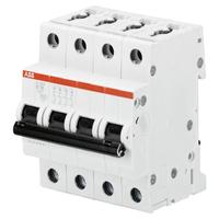 2CDS254001R0065 - Автоматический выключатель 4P S204 B6