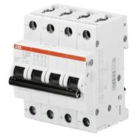 2CDS274061R0187 - Автоматический выключатель 4P S204M K0,75UC
