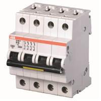 2CDS284001R0065 - Автоматический выключатель 4P S204P B6