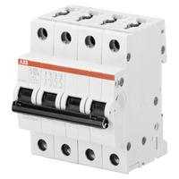 2CDS254001R0158 - Автоматический выключатель 4P S204 Z0.5