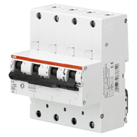 2CDH784010R0467 - Автоматический выключатель 4-полюсный cелективный S754DR-K16