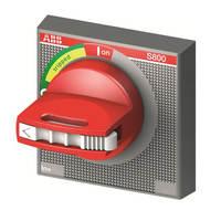 1SDA060151R0001 - Рукоятка красная S800-RHE-EM
