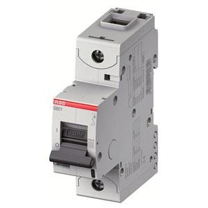 2CCS891001R0205 - Автоматический выключатель 1-полюсный S801N B20