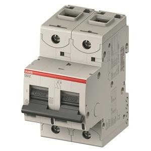 2CCS892001R0324 - Автический выключатель 2-полюсный S802N C32