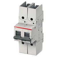 2CCS862002R0065 - Выключатель автоматический 2-полюсный S802S-B6-R