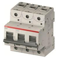 2CCS893001R0064 - Автический выключатель 3-полюсный S803N C6