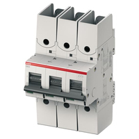 2CCS863002R1105 - Выключатель автоматический 3-полюсный S803S-UCB10-R