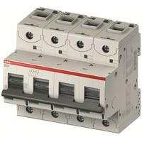 2CCS884001R0105 - Автоматический выключатель 4-полюсный S804C B10
