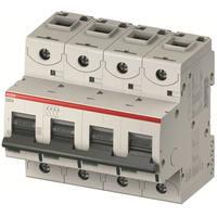 2CCS884001R0821 - Автоматический выключатель 4-полюсный S804C D100