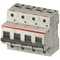 2CCS884001R0427 - Автоматический выключатель 4-полюсный S804C K10