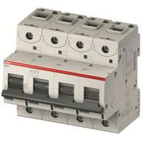 2CCS894001R0105 - Автоматический выключатель 4-полюсный S804N B10