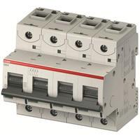 2CCS894001R0101 - Автоматический выключатель 4-полюсный S804N D10