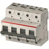 2CCS864001R0064 - Автоматический выключатель 4-полюсный S804S C6
