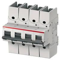 2CCS864002R1105 - Выключатель автоматический 4-полюсный  S804S-UCB10-R