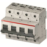 2CCS864001R1427 - Автоматический выключатель 4-полюсный S804S-UCK10