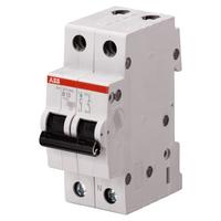 2CDS211103R0065 - Автоматический выключатель 1P+N SH201 B 6 NA