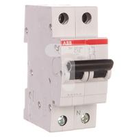 2CDS211103R0984 - Автоматический выключатель 1P+N SH201 C 0,5 NA