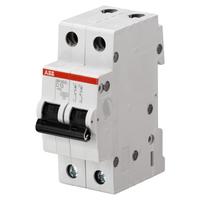 2CDS242001R0064 - Автоматический выключатель 2P SH202L C6