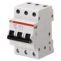 2CDS213001R0065 - Автоматический выключатель 3P SH203 B 6