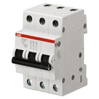 2CDS243001R0064 - Автоматический выключатель 3P SH203L C6