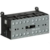 GJL1211901R0012 - Миниконтактор реверсивный VB6-30-01 9A (400В AC3) катушка 42В АС