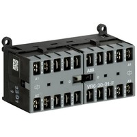 GJL1211903R0011 - Миниконтактор реверсивный VB6-30-01-F 9A (400В AC3) катушка 24В АС