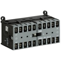 GJL1211903R0101 - Миниконтактор реверсивный VB6-30-10-F 9A (400В AC3) катушка 24В АС