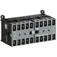 GJL1211913R0101 - Миниконтактор реверсивный VB6A-30-10 F 9A (400В AC3) катушка 24В АС