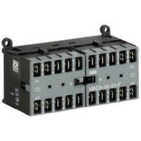 GJL1213903R0011 - Миниконтактор реверсивный VВC6-30-01-F 9A (400В AC3) катушка 24В DС