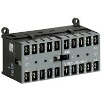 GJL1213903R0101 - Миниконтактор реверсивный VВC6-30-10-F 9A (400В AC3) катушка 24В DС