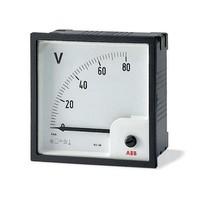 2CSG212040R4001 - Вольтметр постоянного тока прямого включения VLM-2-10/72