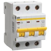 Автоматический выключатель ВА47-29М 3P 2A 4,5кА х-ка C IEK