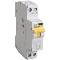АВДТ32М В6 10мА - Автоматический Выключатель Диф. Тока IEK