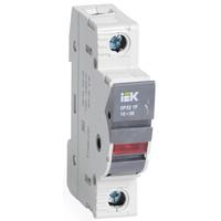 Предохранитель-разъединитель с индикацией ПР32 1P 10х38 32А IEK