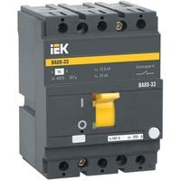 Автоматический выключатель  ВА88-33 3Р 16А 35кА IEK