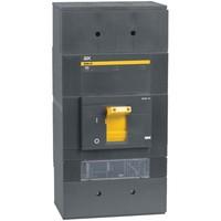 Автоматический выключатель  ВА88-43 3Р 1000А 50кА c МР 211 IEK