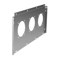 Комплект для установки трансформатора напряжения в отсеке выкатного элемента Pl 75 VT